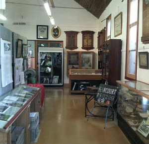 Harcourt Museum