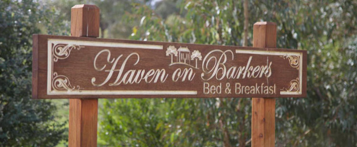 Haven on Barkers
