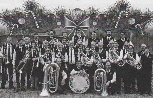 Thompson's Foundry Band @ Christmas Carols