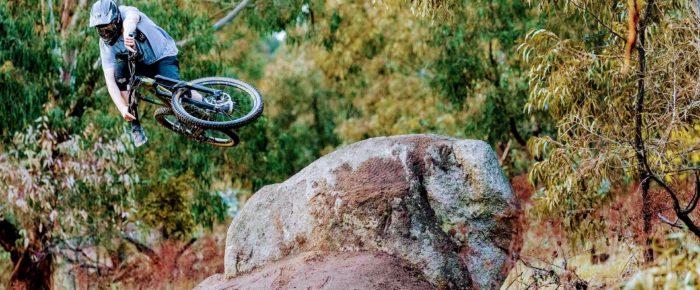 Harcourt Mountain Bike Trails